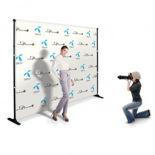 Flex Wall Stand (fabric)