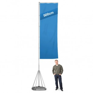 Event Flagpole 5m