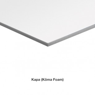 Lightweight Sandwich Sheet (Köma Foam)