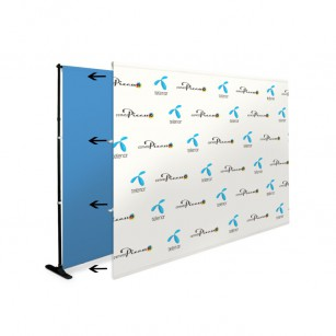 Soft Wall Stand (fabric)