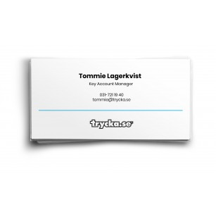 Business card 90x55mm